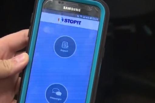Ứng dụng điện thoại chống bắt nạt học đường