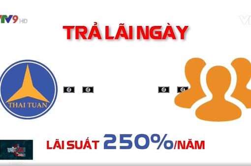 Hàng loạt bất thường dưới chiêu bài hợp tác kinh doanh của Công ty Thái Tuấn