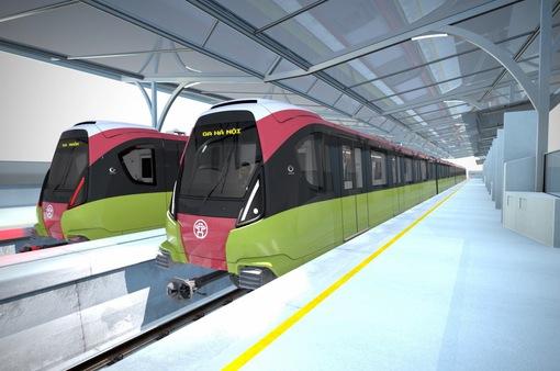 Dự kiến rào chắn đường Trần Hưng Đạo để thi công nhà ga ngầm S12 tuyến metro Nhổn - ga Hà Nội