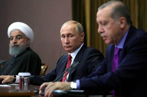 Ai Cập nhận lời tham dự Đại hội Đối thoại Dân tộc về Syria
