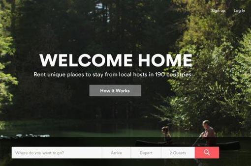 Airbnb tung tính năng đặt cọc tiền thuê nhà