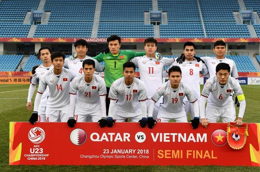Lịch thi đấu và trực tiếp U23 Việt Nam trận chung kết U23 châu Á 2018 trên VTV