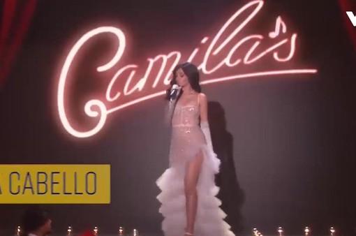 Ca sĩ Camila Cabelo - Hiện tượng âm nhạc đầu năm 2018