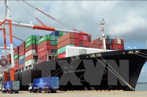 Hoàn thành giai đoạn 1 cảng quốc tế Thị Vải