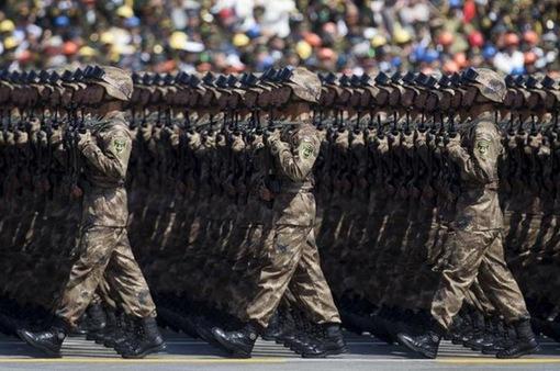 Trung Quốc tăng cường kỷ luật quân đội