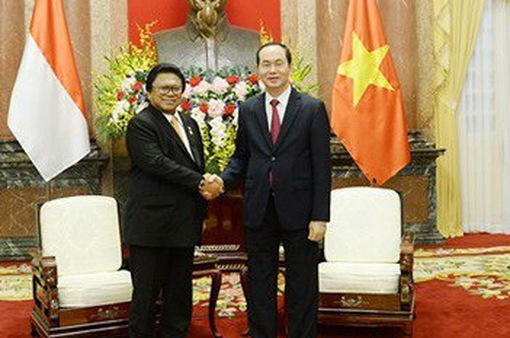 Việt Nam và Indonesia hướng tới kim ngạch thương mại 10 tỷ USD