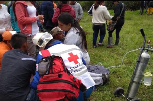 Colombia: Xe bus rơi xuống vực, ít nhất 13 người thiệt mạng