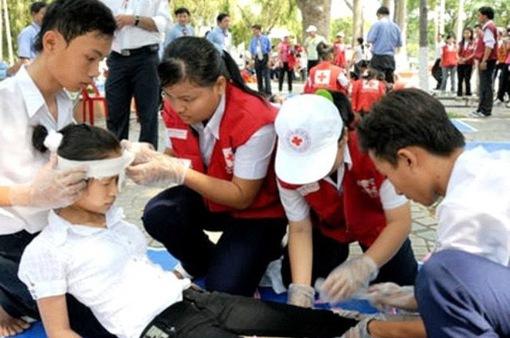 Sơ cứu cho người bị tai nạn thương tích