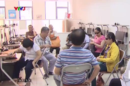 Thầy giáo mù và lớp học đặc biệt