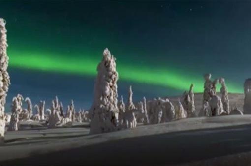 Tới Lapland chụp ảnh Bắc cực quang