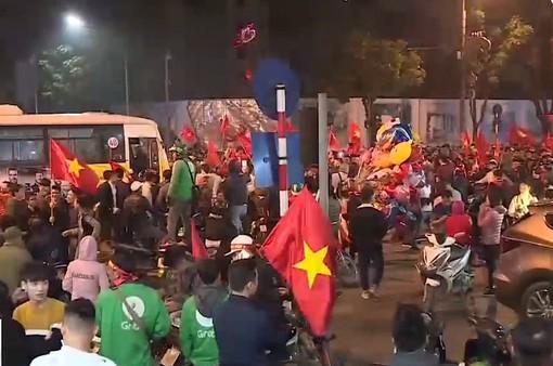 Nhìn lại trận đấu lịch sử của U23 Việt Nam