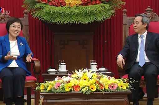 Hàn Quốc luôn ưu tiên quan hệ hợp tác với Việt Nam