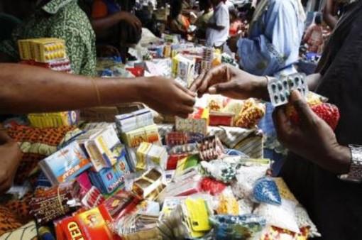 Thuốc giả tràn lan tại châu Phi