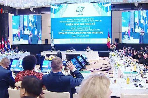 Khai mạc Hội nghị Nữ nghị sĩ APPF-26