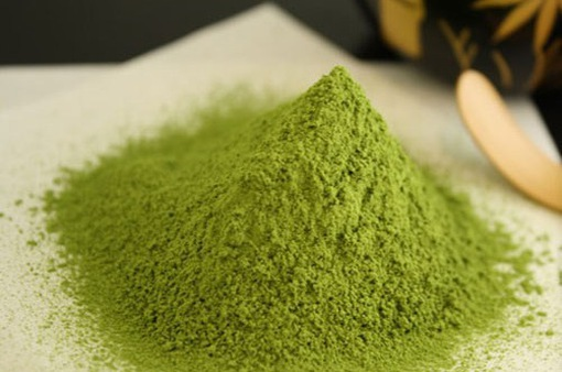 Tự làm bột trà xanh tại nhà siêu đơn giản