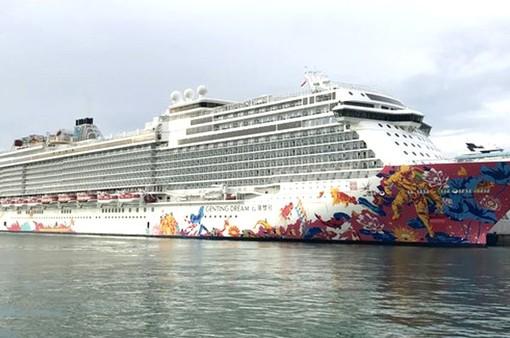 Tàu du lịch cao cấp ở Ấn Độ chính thực hoạt động tại Mumbai