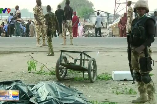 Hai vụ nổ bom tại Nigeria, hơn 70 người thương vong