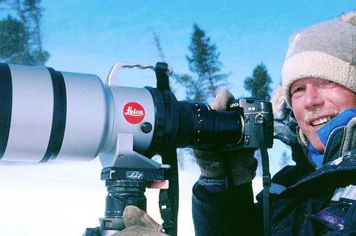 Norbert Rosing - Nhiếp ảnh gia chuyên chụp ảnh Bắc Cực