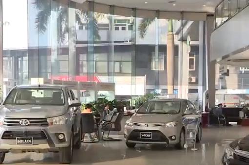 Một số hãng xe ngưng xuất khẩu ô tô vào Việt Nam