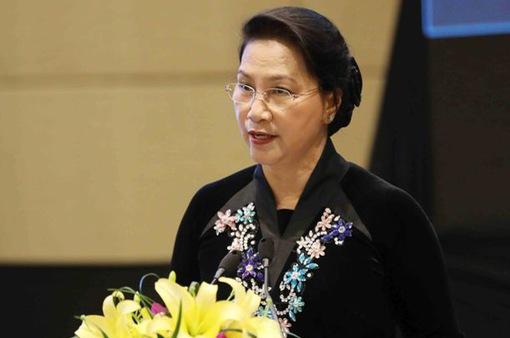 Toàn văn Bài phát biểu bế mạc APPF-26 của Chủ tịch Quốc hội Nguyễn Thị Kim Ngân