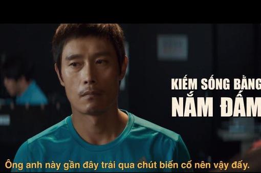 Lee Byung Hun vào vai tay đấm hết thời trong phim tâm lý gia đình hài hước