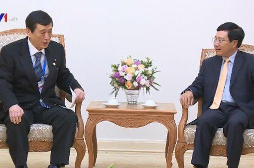 Khuyến khích các doanh nghiệp Nhật Bản tăng cường đầu tư vào Việt Nam