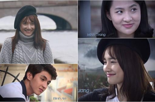 """Ngắm Nhã Phương cùng dàn diễn viên siêu hot trong """"Tình khúc Bạch Dương"""""""