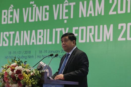 Tăng trưởng thịnh vượng cần đi đôi với bền vững môi trường và hòa nhập xã hội