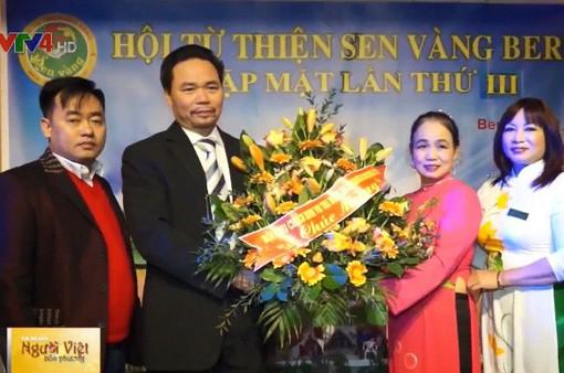 Hội từ thiện Sen Vàng Berlin gặp mặt đầu năm