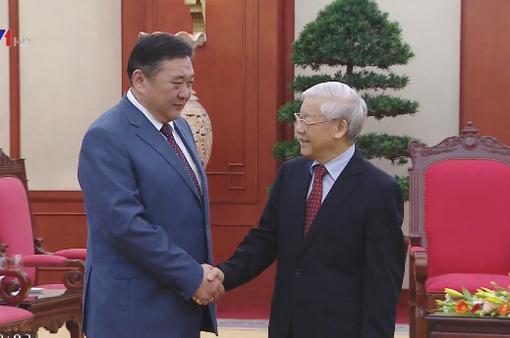 Làm sâu sắc hơn nữa quan hệ giữa Việt Nam - Mông Cổ