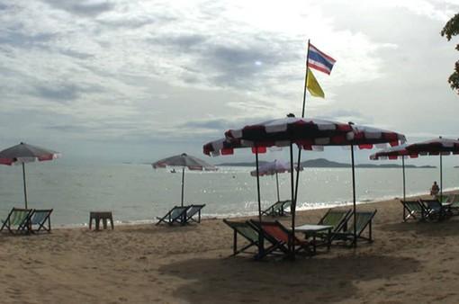Bãi biển không khói thuốc tại Thái Lan
