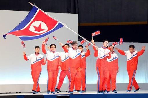 IOC: 22 vận động viên Triều Tiên sẽ thi đấu ở Olympic PyeongChang 2018