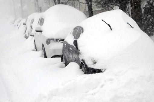 Bão tuyết cô lập thị trấn Antonio, Thụy Sĩ