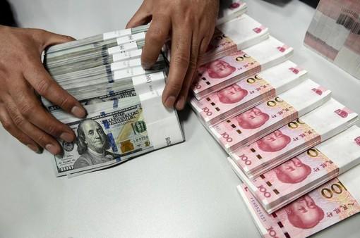 Trung Quốc: Tỷ giá NDT/USD ở mức cao nhất trong hơn 2 năm