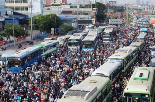 TP.HCM chi 3.500 tỷ đồng giải quyết ách tắc giao thông