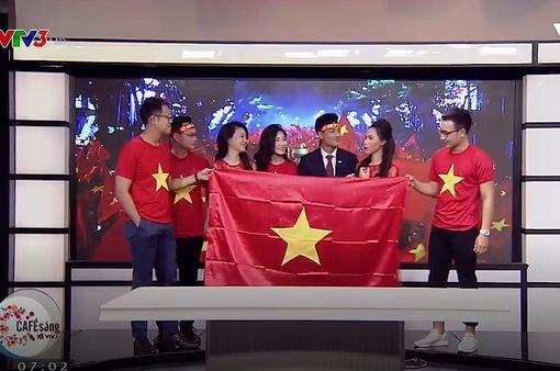 Café sáng với VTV3: Hừng hực chiến thắng của U23 Việt Nam!