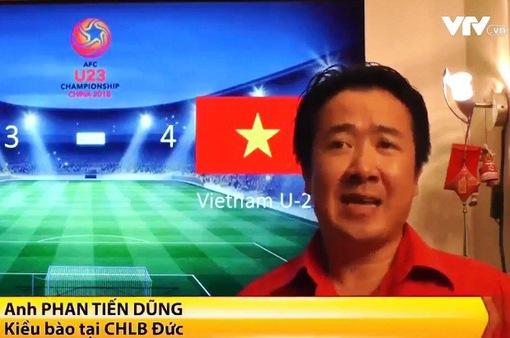 Cảm xúc người Việt trên thế giới về đội tuyển U23 Việt Nam