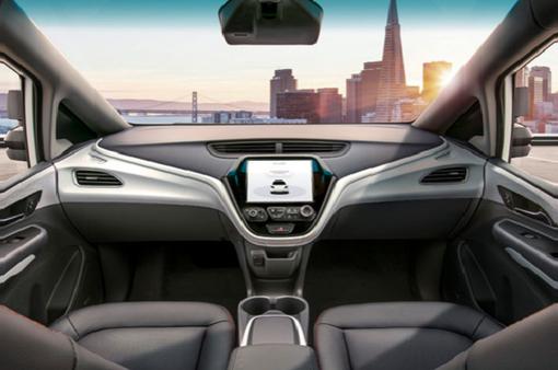 Năm 2019, GM sẽ ra mắt xe tự lái không vô lăng