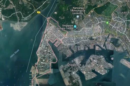 Singapore, Malaysia giải quyết tranh chấp lãnh thổ
