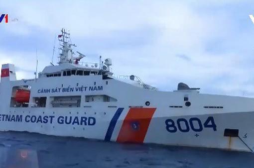 Việt Nam làm chủ công nghệ đóng tàu hiện đại