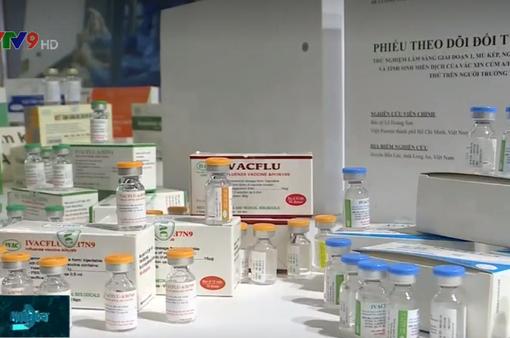 Công bố giấy phép lưu hành vaccine cúm mùa do Việt Nam sản xuất