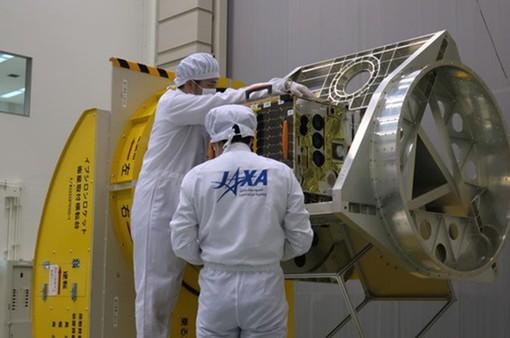 Vệ tinh MicroDragon do Việt Nam chế tạo sắp phóng lên vũ trụ