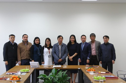 Hoàn chỉnh bộ máy tổ chức và nhân sự Quỹ Tấm lòng Việt