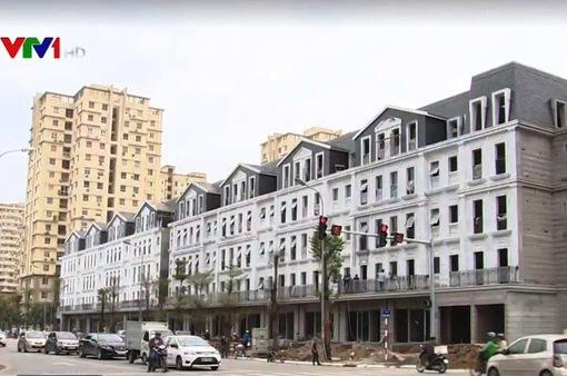 Nhà phố thương mại tiếp tục hút khách trong năm 2019