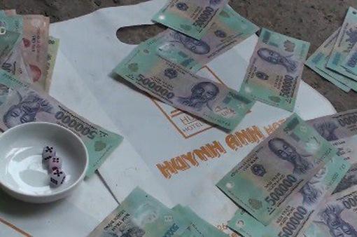 Bắt hàng chục đối tượng đánh bạc ở Đồng Nai
