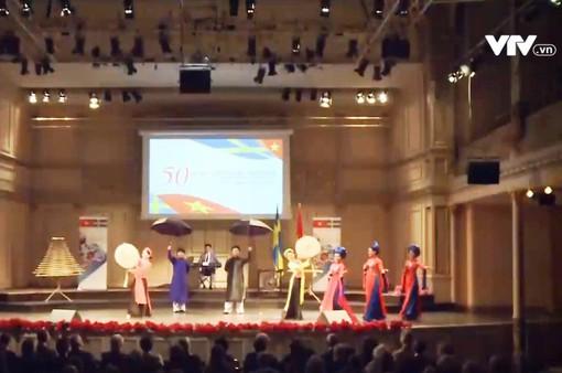 50 năm thiết lập quan hệ ngoại giao Việt Nam - Thụy Điển