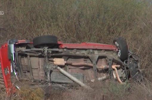 Mỹ: Cứu sống lái xe tải sau 12 giờ mắc kẹt
