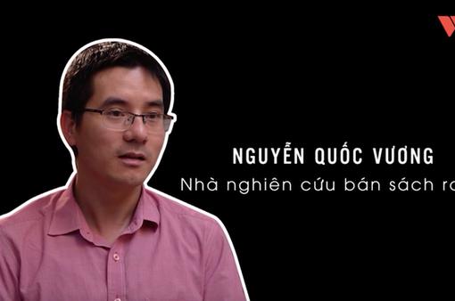 Nguyễn Quốc Vương: Chàng trai du học sinh Nhật ước mơ thay đổi văn hoá đọc của người Việt Nam