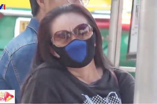 Thái Lan: Người dân dùng đồ lót làm khẩu trang vì ô nhiễm không khí