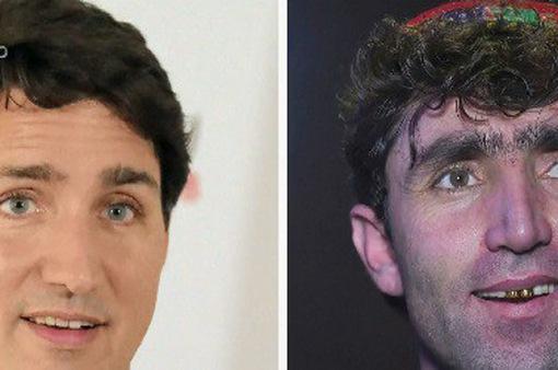 Bỗng nhiên nổi tiếng nhờ giống Thủ tướng Canada